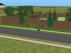Mod The Sims - Pixel Acres from Sim's Bustin Out