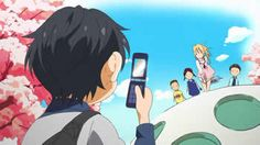 Your Lie in April / Funny - TV Tropes