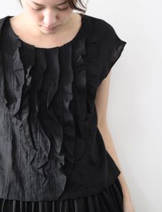 Tiphaine blouse by Lisette