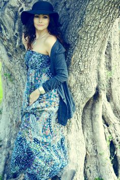 maxi dresses for summer are a must!