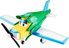 Disney Planes, 2015 Corn Fest, Kate the Corn Cob Girl Die-Cast Vehicle