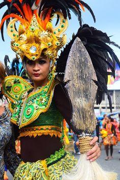 Dinagyang Festival  Participant Iloilo Philippines Iloilo City, Jose Rizal, Mesoamerican, Fantasy Setting, Philippines Travel, Fantasy Rpg, Pinoy, Manila, Filipino