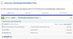 Cómo activar Handoff en tus viejos Mac con Continuity Activation Tool - http://www.actualidadiphone.com/2014/10/24/como-activar-handoff-en-tus-viejos-mac-con-continuity-activation-tool/