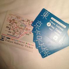 東京地鐵通票購買地點'