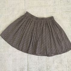 Sale Skater skirt Black and white print, high elastic waist. New without tag. LA Hearts Skirts Mini