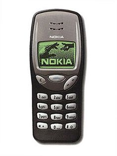 Nokia 3210 - the best one ever xD