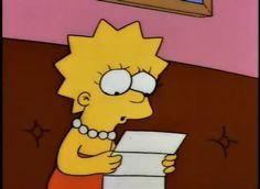 """-Carta para ti Lisa  -Es de mi amiga europea Anya!:  """"Querida Lisa, al escribir esto estoy triste, nuestro presidente ha sido derrocado y REEMPLAZADO POR EL BENÉVOLO GENERAL KROLL. TODOS AMAMOS A KROLL Y A SU GLORIOSO RÉGIMEN. CON AMOR, NIÑITA"""""""