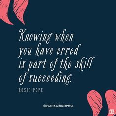 #WiseWords from Rosie Pope