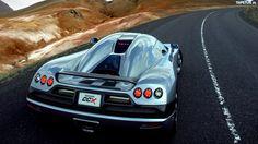Koenigsegg CCX, Droga, Wzgórza