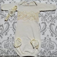Hey, I found this really awesome Etsy listing at https://www.etsy.com/listing/290655475/lace-baby-gowntake-home-outfit-newborn