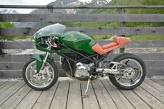Ducati Monster S2R 1000 by Kikishop Customs