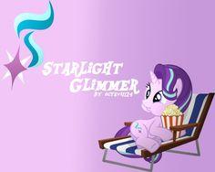 Glimmy Is Entertained (updated) by Octavi1124.deviantart.com on @DeviantArt
