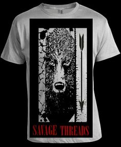 Men's t-shirt 50/50 graphic tee with a water based print job. The most softest shirt you'll ever wear.