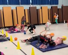 Catapult PE Game For Student Fitness My name is Lindsay Karp, I teach physical education and health at Bret Harte Elementary and A. Russell Knight Elementary in Cherry Hill, NJ. Catapult is Physical Education Activities, Elementary Physical Education, Pe Activities, Health And Physical Education, Movement Activities, Pe Games Elementary, Elementary Schools, Pe Lesson Plans, Gym Games For Kids
