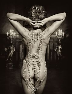 Marc Lagrange • Dark Beauty Magazine