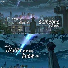 Anime:kimi No na wa