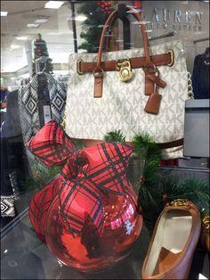 Michael Kors Be-Ribboned Giant Christmas Ball