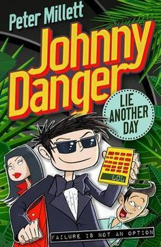 Check out my blog at... http://southwelllibrary.blogspot.co.nz/2016/03/lie-another-day-johnny-danger-2-by.html