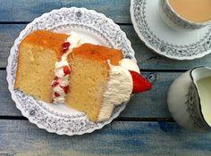 Best Moist  Sponge Cake