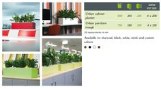 Large Planters, Html, Indoor, Colours, Interior