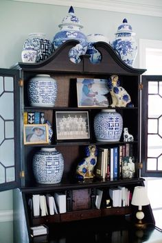 Blue and White Finds At Target - Emily A. Clark