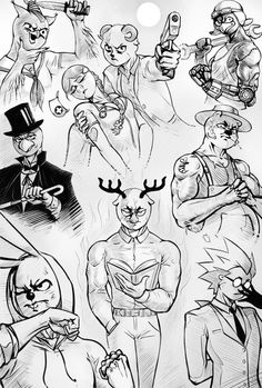 Sketch 2, Art Sketches, Cartoon Movie Characters, Russian Cartoons, Jacob's Ladder, Manga, Furry Art, Cool Art, Anime