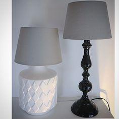 DIY lamper af vaser @fornydinbolig