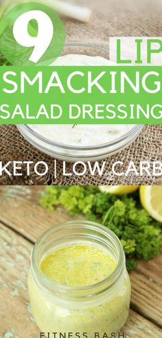 9 Easy Keto Salad Dressing to successfully Lose Weight Keto Salad Dressing: The simple homemade keto salad dressing recipes which are delicious. These low carb keto salad dressing are perfect to be in ketosis. Salad Recipes Low Carb, Diet Recipes, Chicken Recipes, Chili Recipes, Diabetic Recipes, Cooker Recipes, Snack Recipes, Curry Verde, Vegetarian Recipes