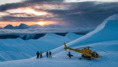 Last Frontier Heliskiing, BC, Canada
