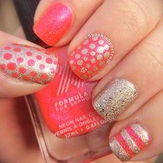 Instagram photo by sparklespectrum #nail #nails #nailart