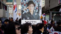South Korea scandal: President Park Geun-hye to discover fate    Park Geun-hye will be told whether she will be permanently removed from office over a corruption scandal.   http://www.bbc.co.uk/news/world-asia-39223879