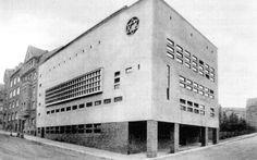 Fritz Landauer, Synagogue, Plauen 1928-30