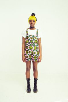 Dungarees by bombesurprise on Etsy ~Latest African Fashion, African Prints, African fashion styles, African clothing, Nigerian style, Ghanaian fashion, African women dresses, African Bags, African shoes, Nigerian fashion, Ankara, Kitenge, Aso okè, Kenté, brocade. DK