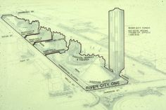 river city urban vision - Bertrand Goldberg