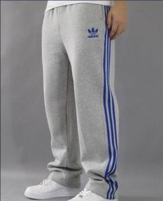 Mens Adidas Pants-7 Dope Outfits, Casual Outfits, Men Casual, Mens Adidas Pants, Adidas Outfit, Athletic Wear, Workout Gear, What To Wear, Sportswear