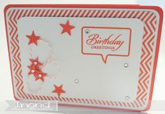 Stampin' Up!, Wetlands, Point & Click, Project Life, Itty Bitty Accents, Stars, Subtles, Designer series paper, baker's Twine