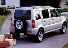 Suzuki Jimny Long 4-door