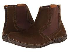 Men's Alegria Jony Choco Nubuck - now on closeout! | Alegria Shoe Shop #Mens #Boots #AlegriaShoes #closeouts #sale