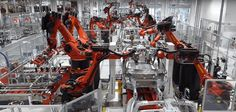 Tesla factory is producing Model S, Model X at a rate of 2,000-plus per week