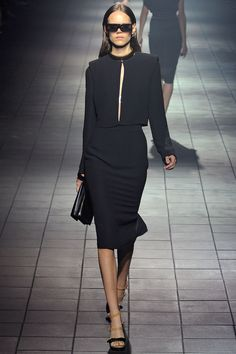 Black we love the selection of StoresConnect.nl, get inspired! Lanvin SS 2012