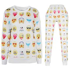Unisex 3D printed Emoji Jogger Sweatpants/Shirt/Suit ** More info could be found at the image url. (This is an affiliate link) #ActiveTopBottomSets