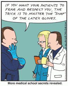 Almost Aliyah: medical humor