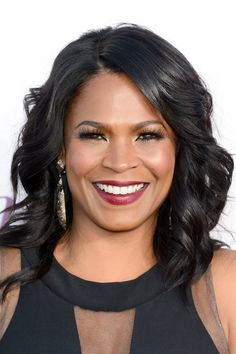 Nia Long. (Nitara Carlynn Long, 30-10-1970, Brooklyn, New York City).