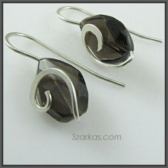 handmad earring, swir earring