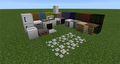 PocketDecoration Mod for Minecraft PE 0.13.0 - http://minecraftpedownload.com/pocketdecoration-mod/
