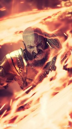 Kratos - God of war 4 Kratos God Of War, Video Game Art, Video Games, Tao, Playstation, Game Of Thrones Art, Gears Of War, Greek Mythology, Cool Wallpaper