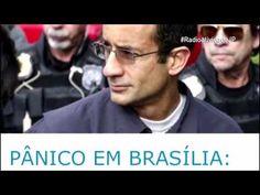 EXCLUSIVO: áudio vazado diretamente da carceragem da Lava Jato em Curitiba