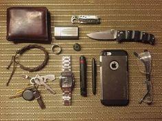 Everyday Carry - 49/M/Sarasota, Florida/Home Systems Designer - Everyday life gear