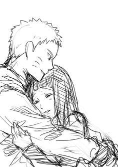 NaruHina: This is something called true love. Naruto Uzumaki, Anime Naruto, Naruto E Hinata, Naruto Gaiden, Naruto Cute, Hinata Hyuga, Boruto, Manga Anime, Uzumaki Family