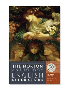 The Norton Anthology of English Literature – The Major Authors by Stephen Greenblatt, Carol T. Christ, Alfred David, Barbara K. Norton Anthology, English Literature, Authors, Christ, Books, Movie Posters, David, Livros, Libros